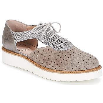 Cipők Női Oxford cipők Muratti AMA Szürke