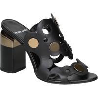 Cipők Női Szandálok / Saruk Pierre Hardy MD01 PENNY LACE NERO nero