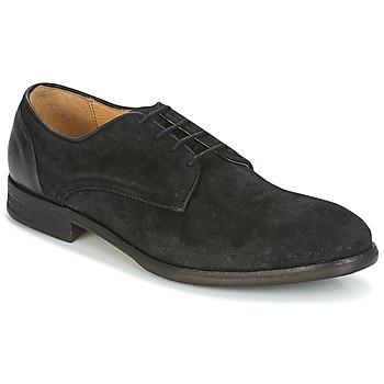 Cipők Férfi Oxford cipők Hudson DREKER Fekete