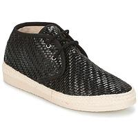 Cipők Női Gyékény talpú cipők Ippon Vintage SMILE-DRESSCOD Fekete