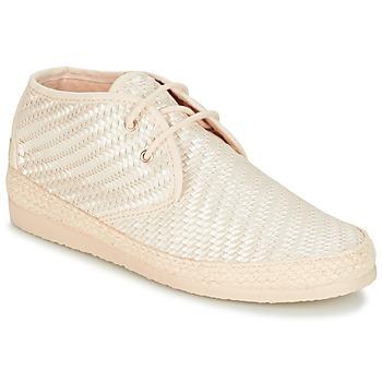 Cipők Női Gyékény talpú cipők Ippon Vintage SMILE-DRESSCOD Fehér