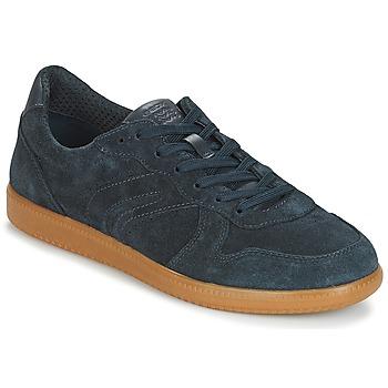 Cipők Férfi Rövid szárú edzőcipők Geox U KEILAN C Kék