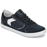 Cipők Férfi Rövid szárú edzőcipők Geox U BOX C Kék