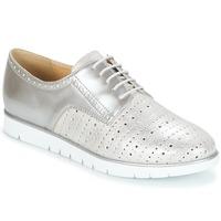 Cipők Női Oxford cipők Geox KOOKEAN Ezüst