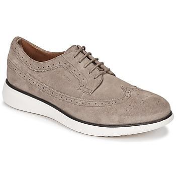 Cipők Férfi Oxford cipők Geox WINFRED C Tópszínű
