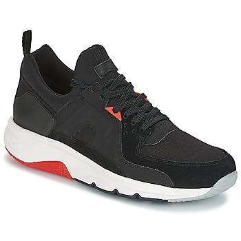 Cipők Férfi Rövid szárú edzőcipők Camper DRIFT Fekete
