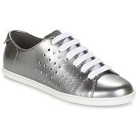 Cipők Női Rövid szárú edzőcipők Camper TWS Ezüst
