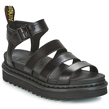Cipők Női Szandálok / Saruk Dr Martens BLAIRE Fekete