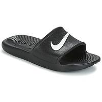 Cipők Női strandpapucsok Nike KAWA SHOWER SANDAL W Fekete  / Fehér