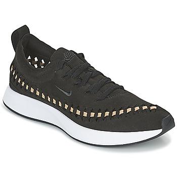 Cipők Női Rövid szárú edzőcipők Nike DUALTONE RACER WOVEN W Fekete