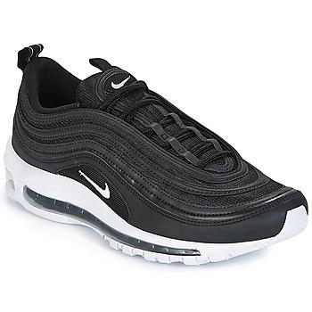 Cipők Férfi Rövid szárú edzőcipők Nike AIR MAX 97 UL '17 Fekete  / Fehér