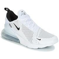 Cipők Férfi Rövid szárú edzőcipők Nike AIR MAX 270 Fehér / Fekete