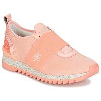 Cipők Női Rövid szárú edzőcipők Marc O'Polo GARIS Narancssárga