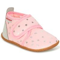 Cipők Lány Mamuszok Giesswein SALSACH Rózsaszín