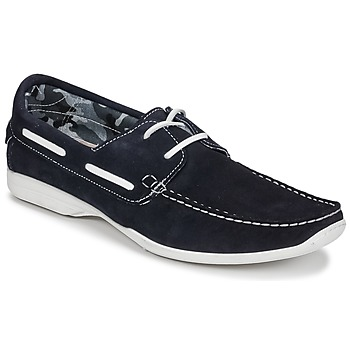 Cipők Férfi Vitorlás cipők So Size ELIZA Tengerész