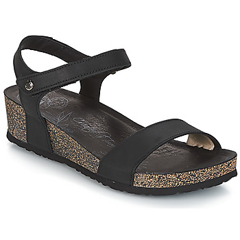 Cipők Női Szandálok / Saruk Panama Jack CAPRI Fekete