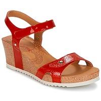 Cipők Női Szandálok / Saruk Panama Jack JULIA Piros