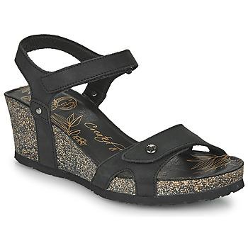Cipők Női Szandálok / Saruk Panama Jack JULIA Fekete