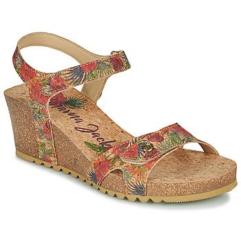 Cipők Női Szandálok / Saruk Panama Jack JULIA Bézs