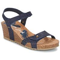 Cipők Női Szandálok / Saruk Panama Jack JULIA Tengerész