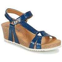 Cipők Női Szandálok / Saruk Panama Jack VIOLETTA Tengerész