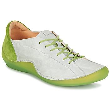 Cipők Női Rövid szárú edzőcipők Think CAVAER Szürke