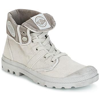 Shoes Férfi Csizmák Palladium US BAGGY Fémes