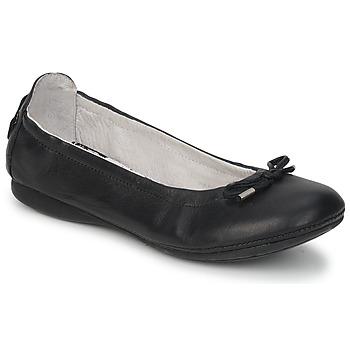Cipők Női Balerina cipők / babák PLDM by Palladium MOMBASA CASH Fekete