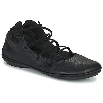 Cipők Női Balerina cipők  Camper RIGHT NINA Fekete