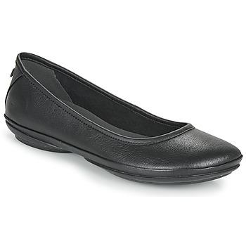 Cipők Női Balerina cipők / babák Camper RIGHT  NINA Fekete