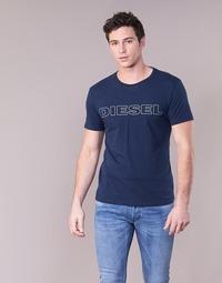 Ruhák Férfi Rövid ujjú pólók Diesel JAKE Tengerész