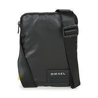 Táskák Férfi Kistáskák Diesel DISCOVER SMALLCROSS Fekete