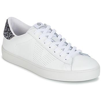 Cipők Női Rövid szárú edzőcipők Victoria DEPORTIVO PIEL Fehér