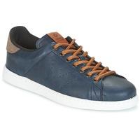 Cipők Férfi Rövid szárú edzőcipők Victoria DEPORTIVO PU CONTRASTE Kék