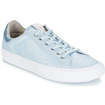 Cipők Női Rövid szárú edzőcipők Victoria DEPORTIVO LUREX Kék