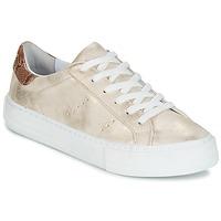 Cipők Női Rövid szárú edzőcipők No Name ARCADE GLOW Bézs