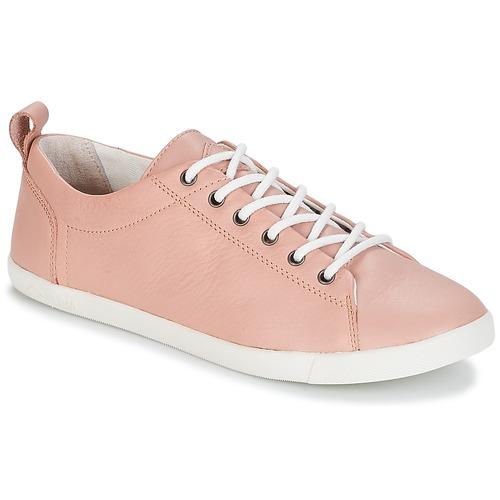 Cipők Női Rövid szárú edzőcipők PLDM by Palladium BEL NCA Rózsaszín