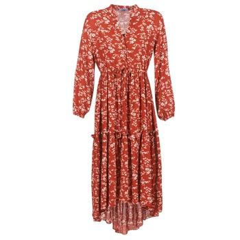 Ruhák Női Hosszú ruhák Betty London HALETTE Piros