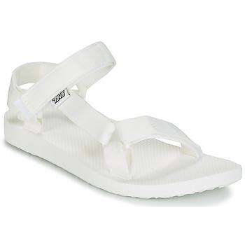 Cipők Női Szandálok / Saruk Teva ORIGINAL UNIVERSAL Fehér