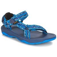 Cipők Fiú Sportszandálok Teva HURRICANE XLT 2 Kék