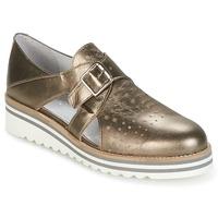 Cipők Női Oxford cipők Philippe Morvan DISCO Bronz