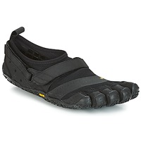 Cipők Férfi Vízi cipők Vibram Fivefingers V-AQUA Fekete