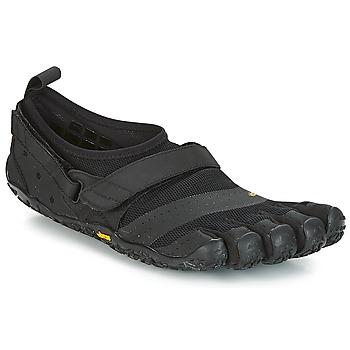 Cipők Férfi Futócipők Vibram Fivefingers V-AQUA Fekete