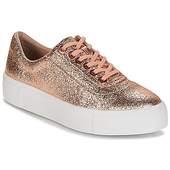 Cipők Női Rövid szárú edzőcipők Tamaris FACAPI Rózsaszín
