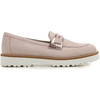 Cipők Női Mokkaszínek Hogan HXW2590W9301SG0PX1 Rosa chiaro