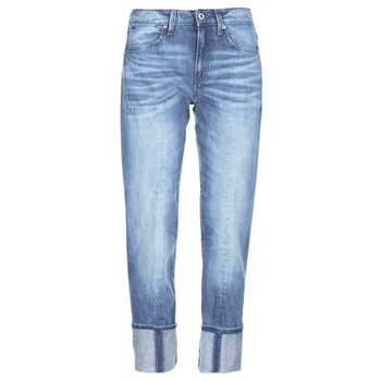Ruhák Női 3/4-es & 7/8-os farmerek G-Star Raw LANC 3D HIGH STRAIGHT 11ozsena