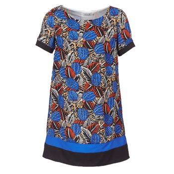 Ruhák Női Rövid ruhák Molly Bracken JUNCE Kék