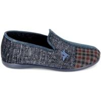 Cipők Férfi Mamuszok Boissy Pantoufle JH56257 Marine Kék
