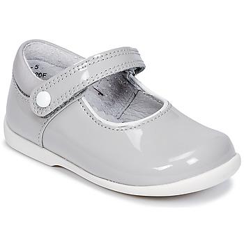 Cipők Lány Balerina cipők / babák Start Rite NANCY Szürke