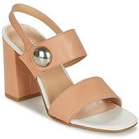 Cipők Női Szandálok / Saruk Jonak DERIKA Bőrszínű
